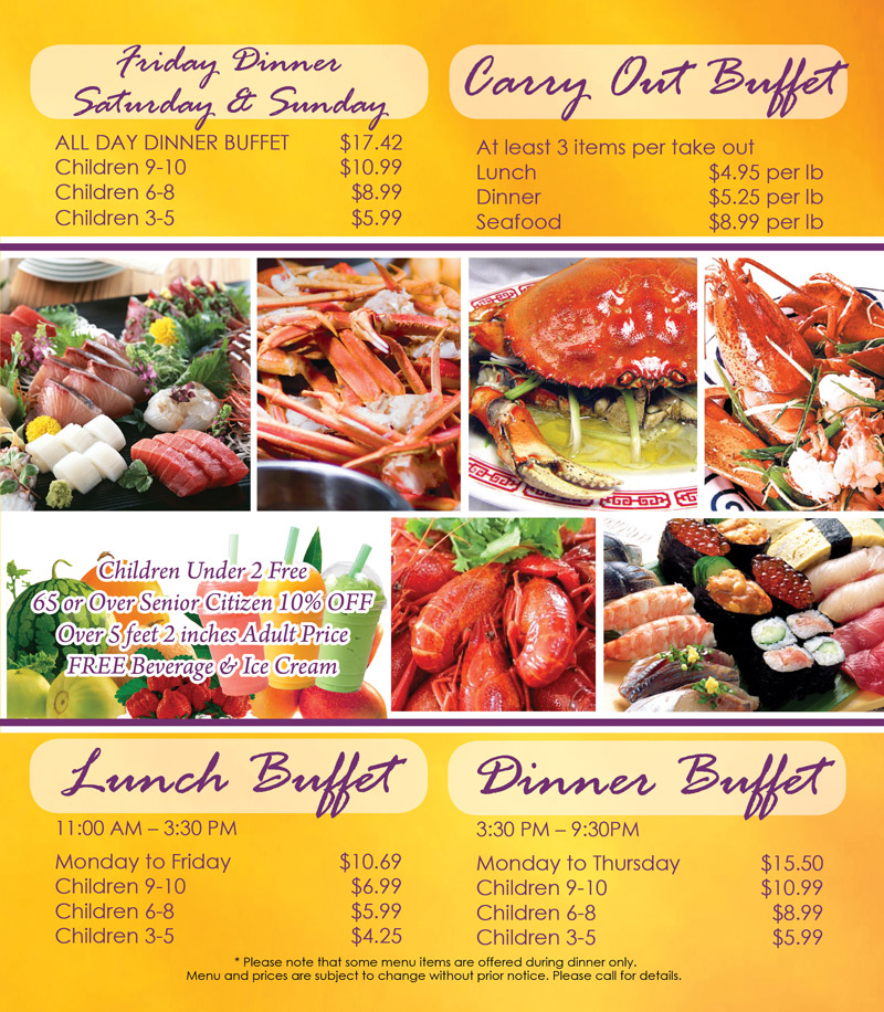 hometown buffet thanksgiving menu